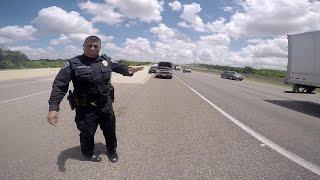 Cop Meets Hero