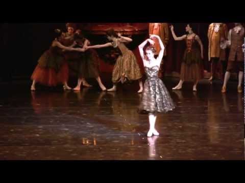 Manon – Act 2 party variation – Sylvie Guillem