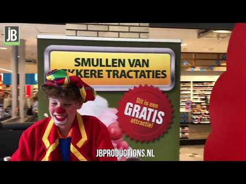 Video van Suikerspin | Clownshow.nl
