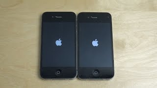 iPhone 4S Official iOS 9 vs. iPhone 4 iOS 7 - Which Is Faster?