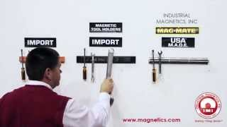 Industrial Strength Magnetic Tool Holder