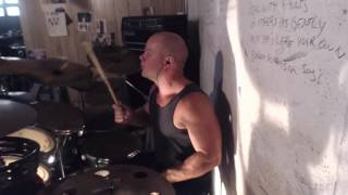 When the World Ends by Dave Matthews Band drum cover by DanO'Handley