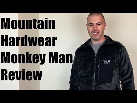 Mountain Hardwear Monkey Man 200 Fleece Jacket Review