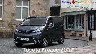Toyota Proace 2017 Review