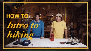 How To: Hiking with Jim Zellers and Alex Honnold by The North Face