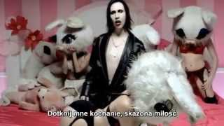 Marilyn Manson - Tainted Love (Napisy PL) [HD]