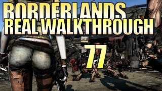 Borderlands Walkthrough - Part 77 - Post Get Off My Lawn Business