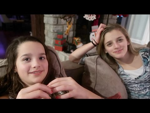 Annie and Sydney Talk Boys (WK 313.5) | Bratayley