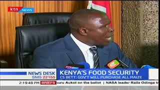Kenya's food security status: 3.5 million people facing starvation