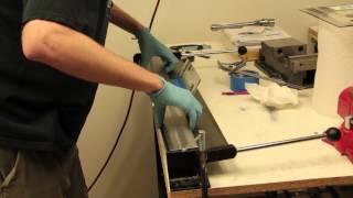Bending Polycarbonate (Lexan)
