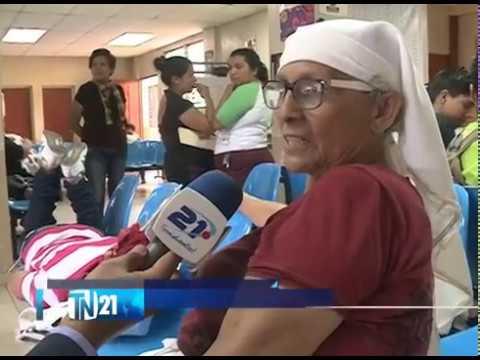 Ministerio de Salud en alerta por casos de dengue y personas con quemaduras