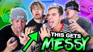 OUR MESSIEST VIDEO EVER!! (FREAKOUT)
