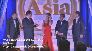 TOP ASIA CORPORATE BALL 2014 | MY TAM
