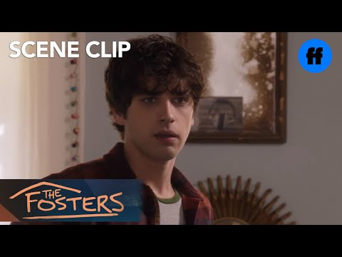 The Fosters | Season 5, Episode 2: Brandon Helps Grace | Freeform