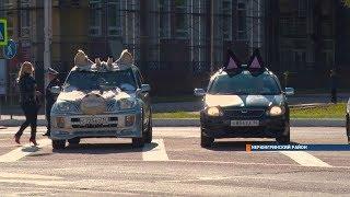 В Якутии автоледи соревновались в мастерстве вождения