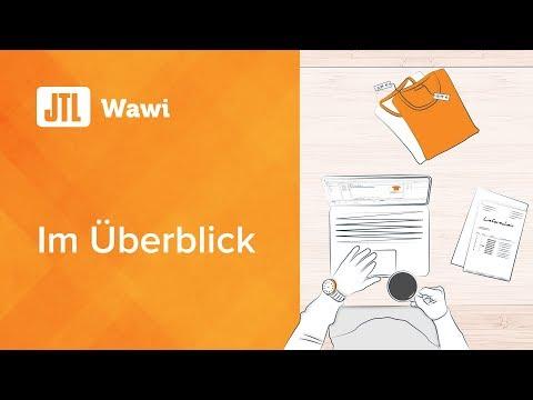 JTL-Wawi - Warenwirtschaft im Überblick