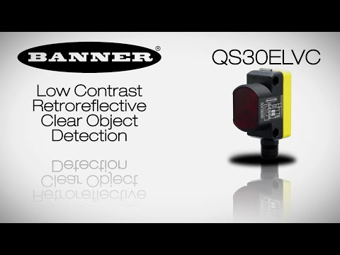 QS30ELVC Clear Object Detection
