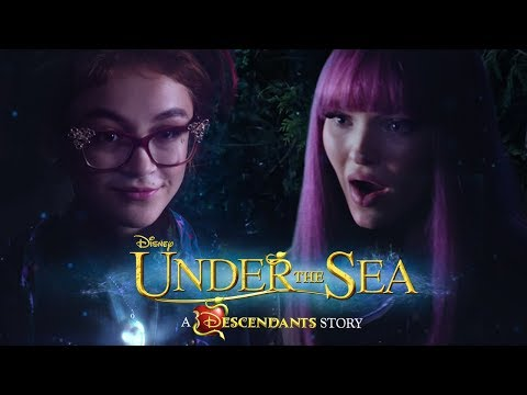 Teaser: Under the Sea: A Descendants Story 🐚