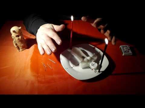 Приворот через куклу вуду (вольт), сделай сам. Уроки колдовства #23
