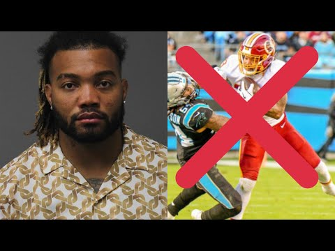 Redskins Release RB Derrius Guice! Redskins Fan Reaction! What Does This Mean For Bryce Love?