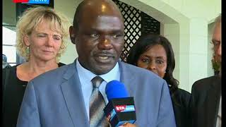 IEBC meets observers at continental hotel
