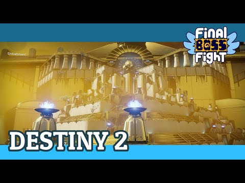 Video thumbnail for Destiny 2 Leviathan Raid – Attempt Alpha 2 – Final Boss Fight Live