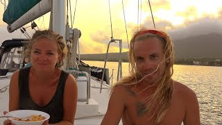 Wild Nights and Deserted Islands~Sailing DRENCHED Ep.24~