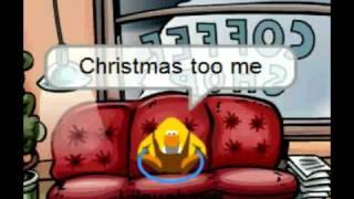 The Very First Christmas To Me - Spongebob Squarepants - Club Penguin Edition