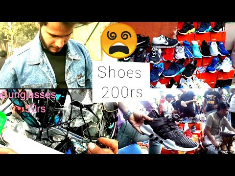 Chor Bazar Delhi Buy Cheap Price Shoes, Watches, jackets,Jeans,Electronics items, gym parts