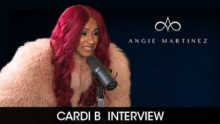 Cardi B Talks Dating Offset, Deal w/Atlantic, #ShEther Beef + Quitting LHHNY