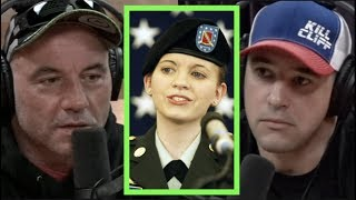 Andy Stumpf was Involved in the Rescue of Jessica Lynch | Joe Rogan
