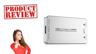 HDMI to USB 3.0 video capture dongle from ebay (Cheaper Magewell)