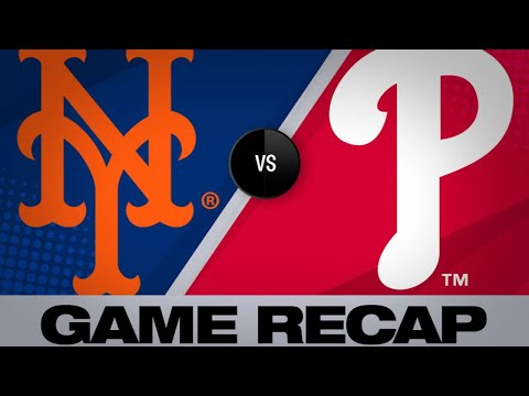 Phils' offense breaks out in 13-7 win | Mets-Phillies Game Highlights 6/24/19