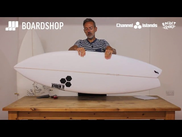 Channel Islands Rocket Wide Surfboard Review