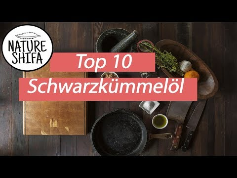 Top 10 Beste Gesundheitliche Vorteile Von Schwarzkümmelöl