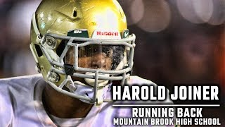 A-List No. 6: Mountain Brook's Harold Joiner