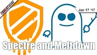 Meltdown and Spectre - Everything You Need To Know - ThreatWire