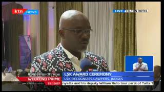 LSK gala dinner to recognize lawyers and judges in Kenya
