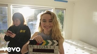 Sabrina Carpenter - Can't Blame A Girl For Trying  Behind The Scenes