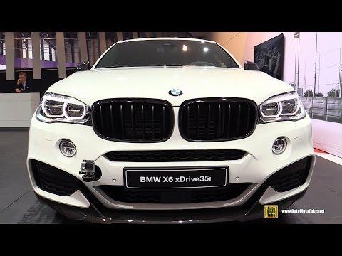 Bmw X6 F16 Паркетник класса J - рекламное видео 2