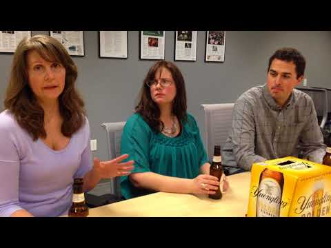 Yuengling Golden Pilsner taste test: Does it compare to their lager, or Miller and Coors pilsners?