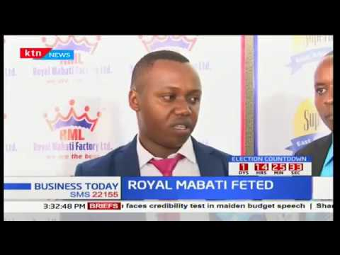 East Africa Royal Mabati 2017