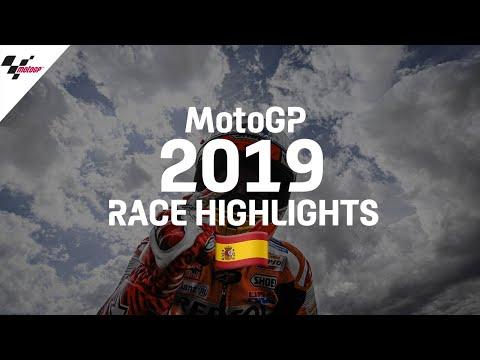 MotoGP 2019年に行われたMotoGP アラゴンGP レースハイライト動画