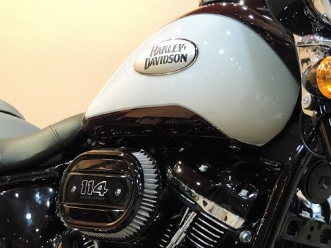 2021 Harley-Davidson HD FLHCS Heritage Softail Classic 114