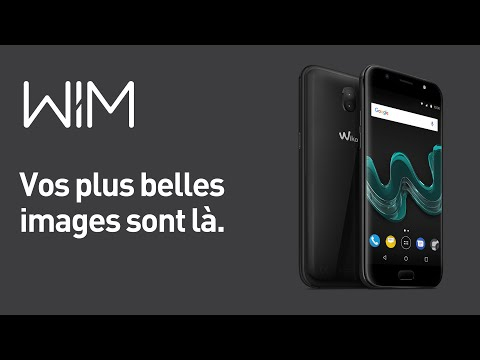 "Wiko WIM (64GB, Deep Bleen, 5.50"", Dual SIM + SD, 13Mpx)"