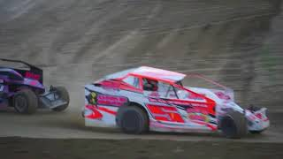 KING of the RING Crate Sportsman Modified, 7/7/2018, part 2, pit view