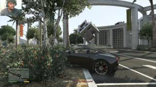Grand Theft Auto 5 Walkthrough Part 125 - EPIC STANDOFF | GTA 5 Walkthrough