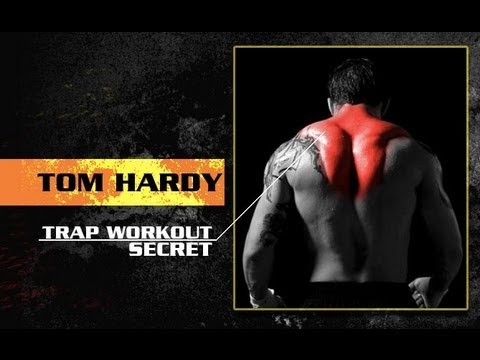 Video Tom Hardy Traps Workout Secret for BIGGER TRAPS NOW!