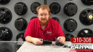 Lepai 2.1 Mini Amp with Subwoofer Output