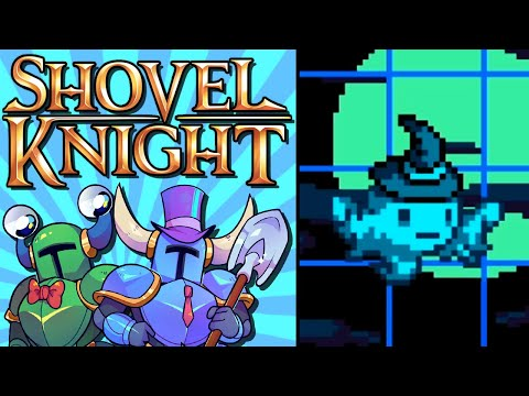 Nachts im Museum! | SHOVEL KNIGHT (Part 8)